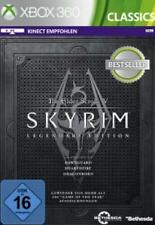 Xbox 360 The Elder Scrolls V Skyrim Legendary Edition Neuwertig