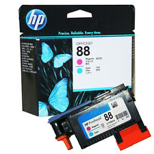 Genuine For HP88 Printhead C9382A Magenta&Cyan Officejet Pro K550 L7580 With Box