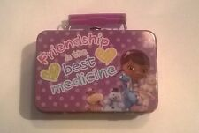 Doc McStuffins Mc Stuffins Friendship is the Best Medicine Mini Tin Disney Toy