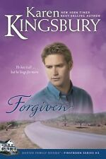 FORGIVEN Firstborn Christian Series Book 2 by Karen Kingsbury FREE SHIPPING