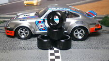 """XPG"" URETHANE SLOT CAR TIRES 2pr PGT-21126XD fit NINCO Porsche 934"