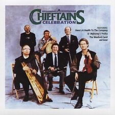 Chieftains Celebration CD *SEALED* Nanci Griffith