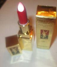 Yves Saint Laurent Rouge Pur Lipstick #136 Rose Vertige(Swirly Pink )~New In Box