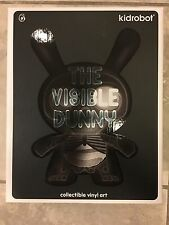 """Kidrobot The Visible 8"""" Dunny GID Edition by Jason Freeny dissected LE200"""