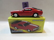 2000 ERTL COLLECTIBLES 1969 FORD MUSTANG