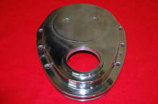 Sbc Chevy Polished Aluminum Timing Chain Cover 350 383