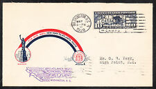 sc# C10 on 1st flt.cover. New York/Atlanta Rte. to High Point,NC 1928