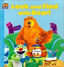 Look and Find with Bear!, Kantor, Susan, 0689847386, Book, Good