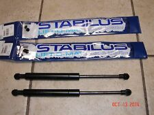 BMW E60 E61 5-Series OEM Hood (2) Struts, Shock Pair Lift Supports STABILUS New
