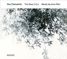 VOX CLAMANTIS - THE DEER'S CRY   CD NEU PÄRT,ARVO