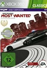 Xbox 360 need for speed most wanted nouvelle version 2012 d'occasion comme neuf
