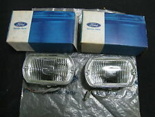MK1 CAPRI ESCORT RS GT GENUINE FORD NOS PAIR OF DRIVING LAMP ASSY'S