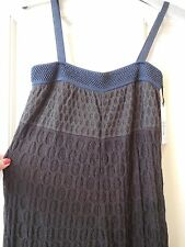NEW MISSONI Textured Knit Jumpsuit!! AMAZING size 42 Italy size 6 USA $1000 +