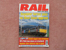 RAIL Issue 370 - in very good condition - Multi-Purpose freight vehicles