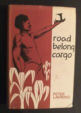 Peter Lawrence - Road belong Cargo - Madang Area New Guinea - Cargo Cult - hbdj