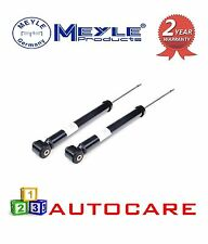 MEYLE - VW GOLF MK4 & GTI BORA REAR GAS SHOCK PAIR 1267250010 x 2