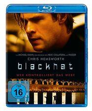 BLACKHAT  BLU-RAY NEU