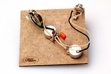 "Prewired Assembly fits Fender® TE / 4 Way Modern / Orange Drop /CTS ""TVT"" Pots"