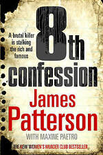 8th Confession (Womens Murder Club 8) by James Patterson Paperback