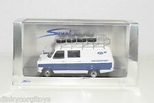 . SPARK S0292 FORD TRANSIT VAN MOTORSPORT TEAM 1979 MINT BOXED RARE SELTEN