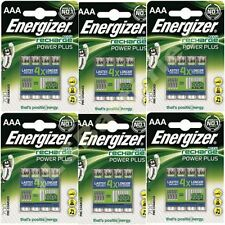 24 x ENERGIZER AAA 700 mAH POWER PLUS Rechargeable Batteries ACCU 700
