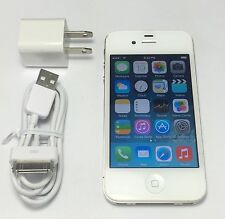 STRAIGHT TALK (Verizon) Apple iPhone 4 16GB White Smartphone *FAST SHIP FROM NY*
