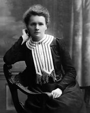 New 11x14 Photo: Noble Prize Winning Scientist Physicist Madame Marie Curie