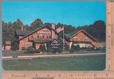 1950s unused post card The SWISS CHALET, RAMSEY, NJ