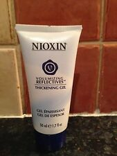 Nioxin Voluminizadoras Reflectives, engrosamiento Gel, 50ml, Nueva