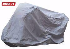 Bike Heavy Duty Rain Cover Motorbike PVC Construction Shape Waterproof Fit Style