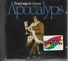 BOUDEWIJN DE GROOT - Apocalyps CD Album 12TR (MERCURY) 1970/1988 HOLLAND RARE!!