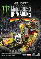 FIM Motocross of Nations - Official review 2013 (New DVD) MX de Nations MXoN