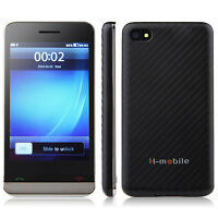 """New 4"""" Touch Screen Unlocked GSM Cell Phone Dual SIM FM Bluetooth T-Mobile AT&T"""