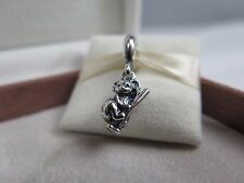 New w/Box Retired Pandora Koala Bear Charm #791085 BEWARE FAKES! Australia