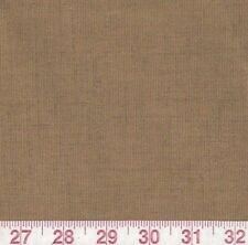 Bryant Marlin Linen Tan Indoor Outdoor Solid Brown Upholstery Fabric BTY