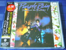 PRINCE & THE REVOLUTION / PURPLE RAIN / Japan Import / SHM-CD