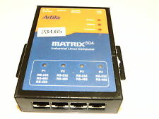 Artila Matrix-504 Linux-ready ARM9 Box Computer+ FREE USB WIRELESS DONGLE NIB