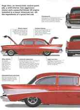 1957 Chevy Bel Air Hot Rod Article - Must See !!
