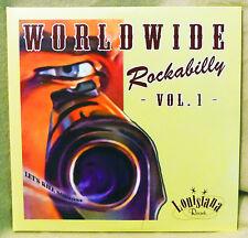 10inch (double) - Worldwide Rockabilly Vol.1 (VA) [LR 10001]