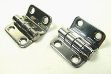 "201590 Sea-Dog Line Offset Butt Hinge 1-1/2"" Pair (2) 304 Stainless 132-143"