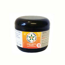 Green Star CBD Hemp Cream For Burns and Skin Diseases Relief Cream (2 oz)