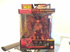 NEW MSIA MSN-04 Sazabi Gundam Action Figure Bandai MIA Japanese Ver.