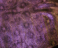 "Leather 8""x10"" Chinese Dragon Iridescent CHAMELEON Metallic PURPLE 3.5 oz /1.4mm"