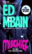 BUY 2 GET 1 FREE Mischief Bk. 45 by Ed McBain (1994, Paperback)