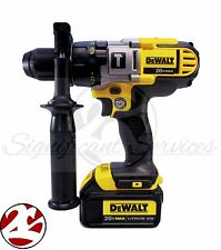 NEW DeWALT DCD985 20V MAX DCD985B Hammerdrill Li-Ion 3-speed Hammer Drill Driver