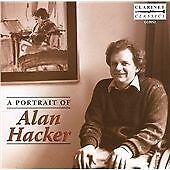 Alan Hacker - A Portrait CD NEW