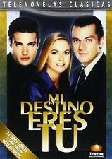 MI DESTINO ERES TU - 2-DVD Set * Telenovela NEW FACTORY SEALED * Televisa Novela