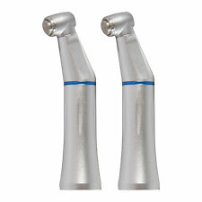 2pc Internal Water Low Speed Contra Angle Contrangolo Handpiece fit NSK Dentista