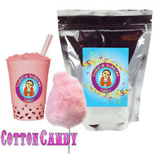 Cotton Candy Boba / Bubble Tea Powder by Buddha Bubbles Boba (1 Pound)