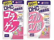DHC 60 days Collagen & Hyaluronic Acid Supplement Beauty Skin Japan Anti-Aging